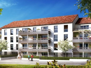 Programme immobilier neuf Étampes - L'envie - Residence Principale - Investir en immobilier neuf Étampes