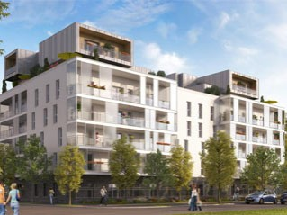 Programme immobilier neuf Orléans - Arbores'sens - Loi Pinel, Residence Principale