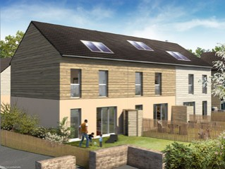 Programme immobilier neuf Mans - Le domaine de mathilde - Loi Pinel, Residence Principale
