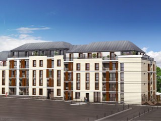 Programme immobilier neuf Angers - Adélaïde square - Loi Pinel, Residence Principale