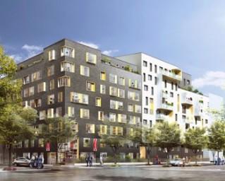 Programme immobilier neuf Asnières sur Seine - Residhome Asnières Park - Statut LMP, Statut LMNP, Loi Censi-Bouvard