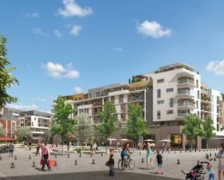 Programme immobilier neuf Mantes la Jolie - Cours des Dames - Residence Principale
