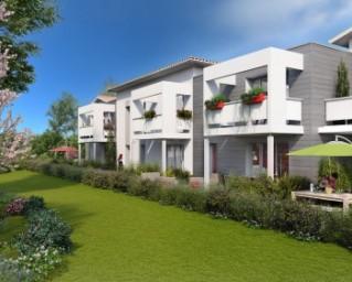 Programme immobilier neuf Canéjan - Domaine de Guillemont - Residence Principale