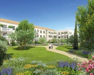 Programme immobilier neuf Draguignan - Parfum de Provence - Residence Principale