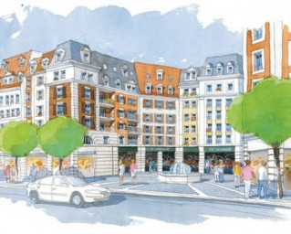 Programme immobilier neuf Romainville - Grand' Place - Residence Principale - Investir en immobilier neuf Romainville