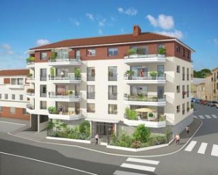 Programme immobilier neuf Saint Raphaël - Douceur en Ville - Residence Principale - Investir en immobilier neuf Saint Raphaël