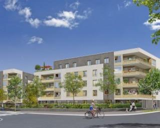 Programme immobilier neuf Saint Cyr l'École - Coeur de Plaine - Residence Principale