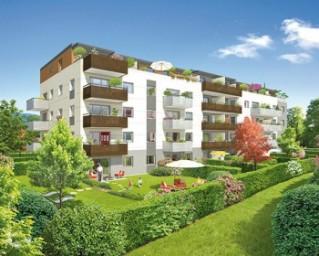 Programme immobilier neuf Valleiry - A Fleur de Saisons - Residence Principale