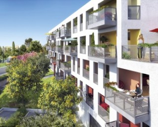 Programme immobilier neuf Montpellier - Easy Life - Residence Principale