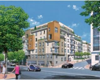 Programme immobilier neuf Nogent sur Marne - Les Terrasses du Fort - Nue Propriété - Residence Principale