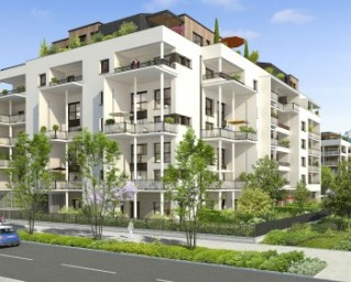 Programme immobilier neuf Annecy - Nouvel Horizon - Residence Principale