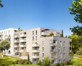 Programme immobilier neuf Nantes - Les Hauts du Parc - Residence Principale