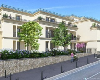 Programme immobilier neuf Thiais - Les Jardins de Cluny - Residence Principale