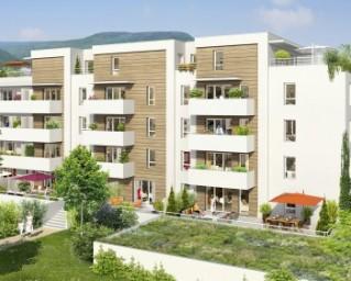 Programme immobilier neuf Quaix en Chartreuse - Le Jardin de Neyrone - Residence Principale