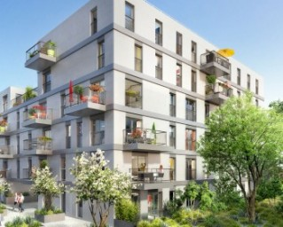 Programme immobilier neuf Sevran - Westing'Plaza - Residence Principale