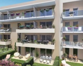 Programme immobilier neuf Nice - Harmo'Nice - Residence Principale