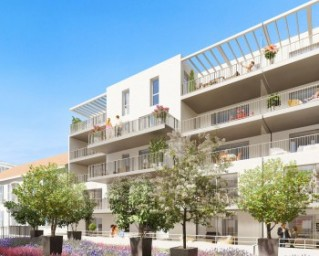 Programme immobilier neuf Toulon - Visio - Residence Principale