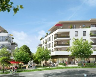 Programme immobilier neuf Boissy Saint Léger - Le Jardin des Orchidées - Residence Principale