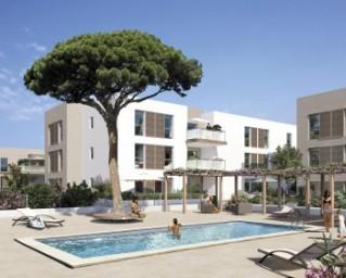 Programme immobilier neuf Six Fours les Plages - Sur le Chemin du Cap - Residence Principale