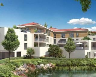 Programme immobilier neuf Saint Didier au Mont d'Or - Le Clos du Vallon - Residence Principale