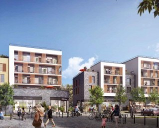 Programme immobilier neuf Montmagny - Coeur Citadin - Residence Principale