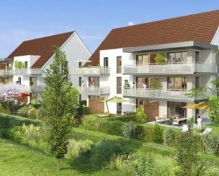 Programme immobilier neuf Oberschaeffolsheim - Ilo Verde - Residence Principale