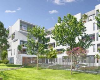 Programme immobilier neuf Mantes la Jolie - Les Loggias du Parc - - Statut LMP, Statut LMNP, Loi Censi-Bouvard