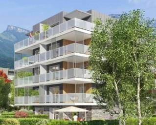 Programme immobilier neuf Ravoire - Fleur de Savoie - Residence Principale