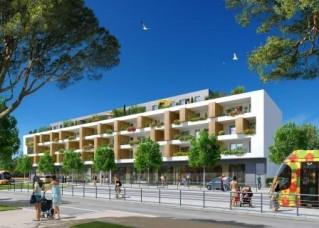 Programme immobilier neuf Castelnau le Lez - Résidence Jardin Royal - Loi Pinel, Residence Principale