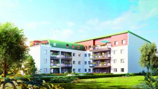 Programme immobilier neuf Essey lès Nancy - Résidence Ophélia - Bât A - Loi Pinel, Residence Principale