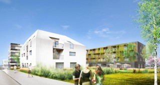 Programme immobilier neuf Metz - Riva Verde - Loi Pinel, Residence Principale