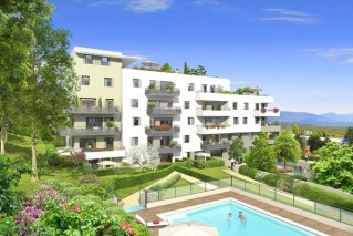 Programme immobilier neuf Gex - SequenCiel - Loi Pinel, Residence Principale - Investir en immobilier neuf Gex