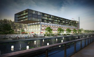 Programme immobilier neuf Strasbourg - Les Docks - Loi Pinel, Residence Principale