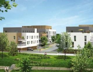 Programme immobilier neuf Bouguenais - Résidence Vileo - Loi Pinel, Residence Principale - Investir en immobilier neuf Bouguenais
