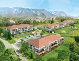 Programme immobilier neuf Biviers - Villa Akoya - Loi Pinel, Residence Principale