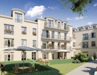 Programme immobilier neuf Crosne - Villa des Lumières - Loi Pinel, Residence Principale