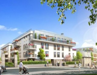 Programme immobilier neuf Sarcelles - Villa Leandra - Loi Pinel, Residence Principale