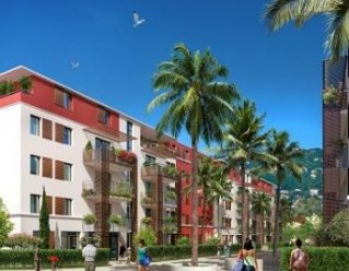 Programme immobilier neuf Sète - Résidence Village Royal / Les Patios d'Or - Loi Pinel, Residence Principale