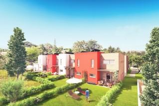 Programme immobilier neuf Tournefeuille - LE PARC DES SEIGNEURIES - Loi Pinel, Residence Principale - Investir en immobilier neuf Tournefeuille