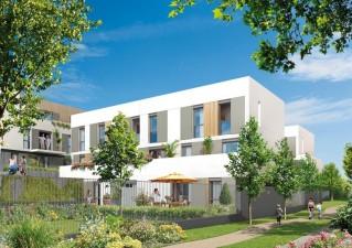 Programme immobilier neuf Bagneux - Villas Longchamps - Loi Pinel, Residence Principale - Investir en immobilier neuf Bagneux