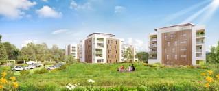 Programme immobilier neuf Bayonne - LE PARC DU BELVEDERE - Loi Pinel, Residence Principale - Investir en immobilier neuf Bayonne